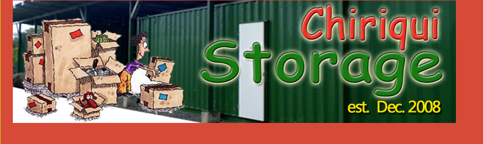 Chiriqui Storage